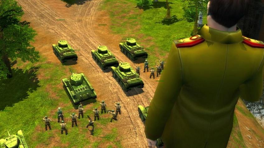 Российские разработчики начали новую войну