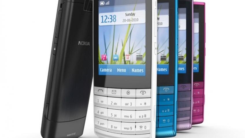 Nokia представит сенсорный телефон на S40