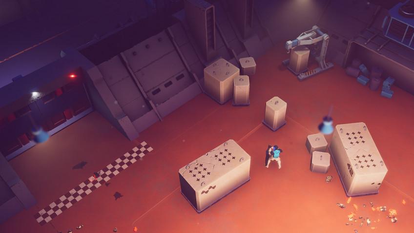 Создатели Synthetik2 показали две минуты игрового процесса