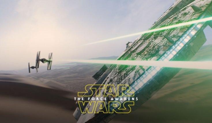 Этой ночью Disney покажет новый трейлер фильма «Звездные войны: Пробуждение Силы»