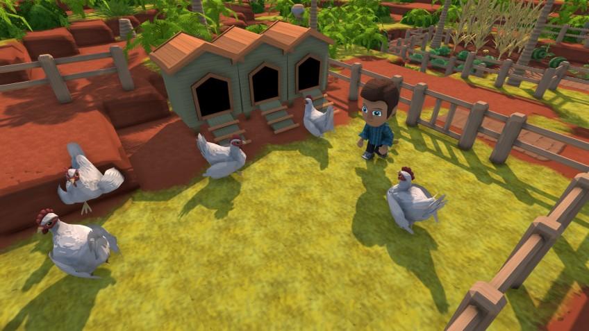 Петух Боб и ездовые вомбаты: анонсирован фермерский симулятор Dinkum