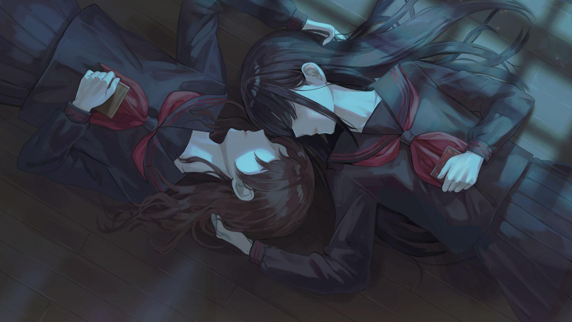 В новом трейлере Yoru, Tomosu показан упадок школы для девочек