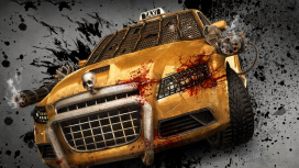 Zombie Driver неожиданно вышла на PlayStation4