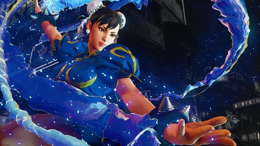 Street Fighter5 станет бесплатной на две недели