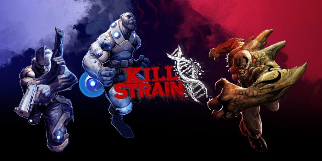 Sony выпустила Kill Strain — экшен с асимметричным мультиплеером