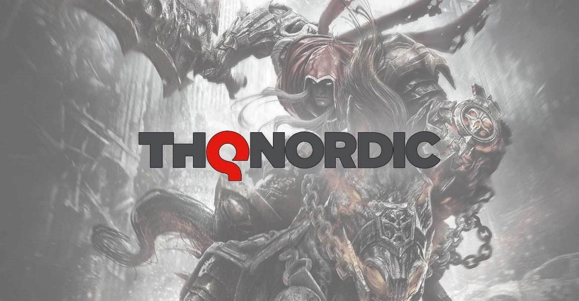 Deep Silver станет частью THQ Nordic