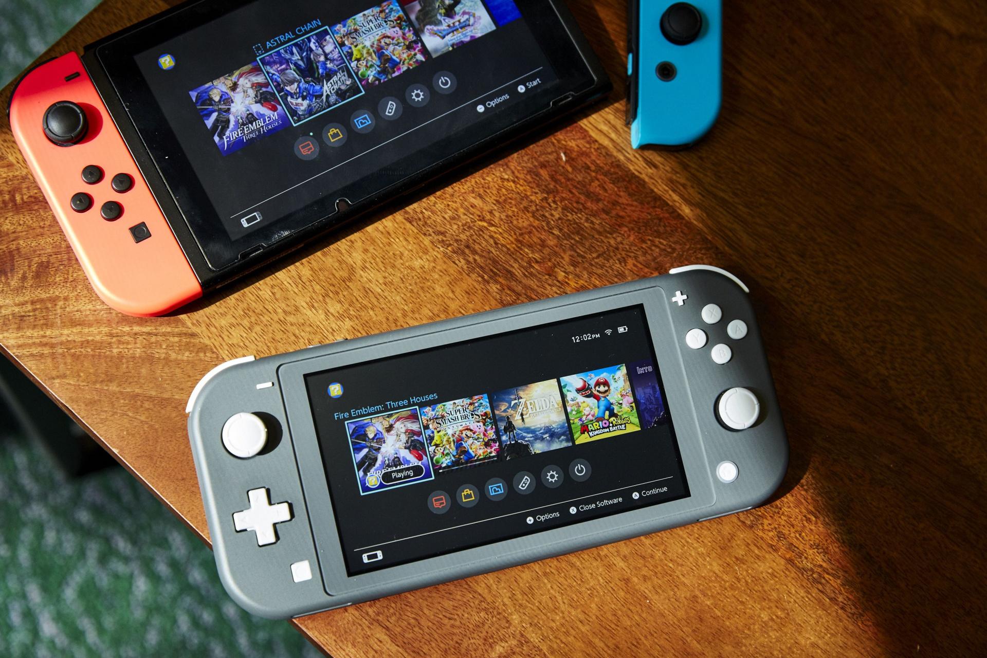 СМИ: Nintendo анонсирует Switch Pro незадолго до выхода