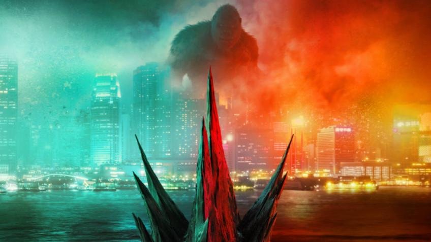 «Один из них падёт»: трейлер «Годзиллы против Конга»