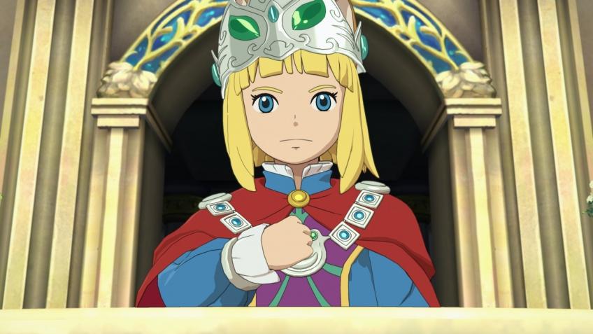 На E3 2017 показали новый трейлер Ni no Kuni 2: Revenant Kingdom