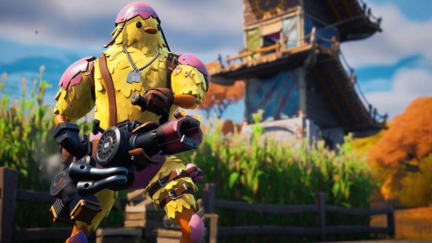 Epic Games привлекла ещё1 млрд долларов — 200 млн из них от Sony