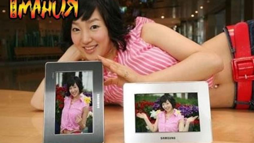 Фоторамка из Кореи