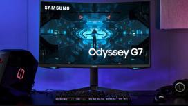 Монитор Samsung Odyssey G7 1000R готовится к выходу на рынок