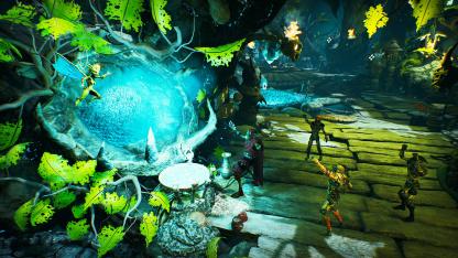 Ещё один трейлер Arboria показали в ходе gamescom