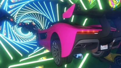 В Grand Theft Auto Online появились новые каскадёрские гонки