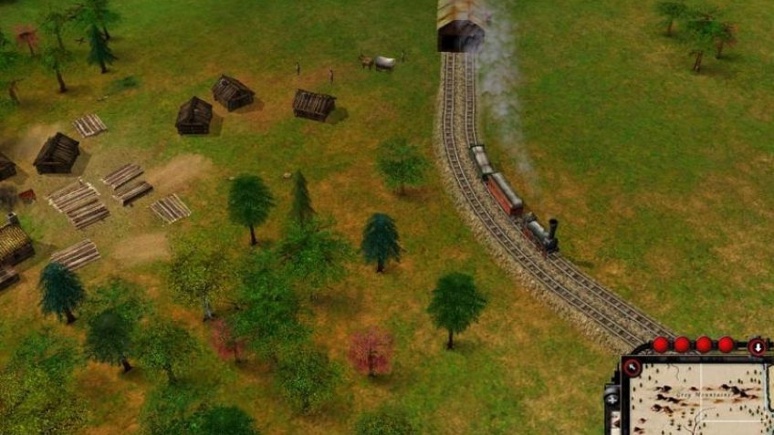 Магнаты железных дорог