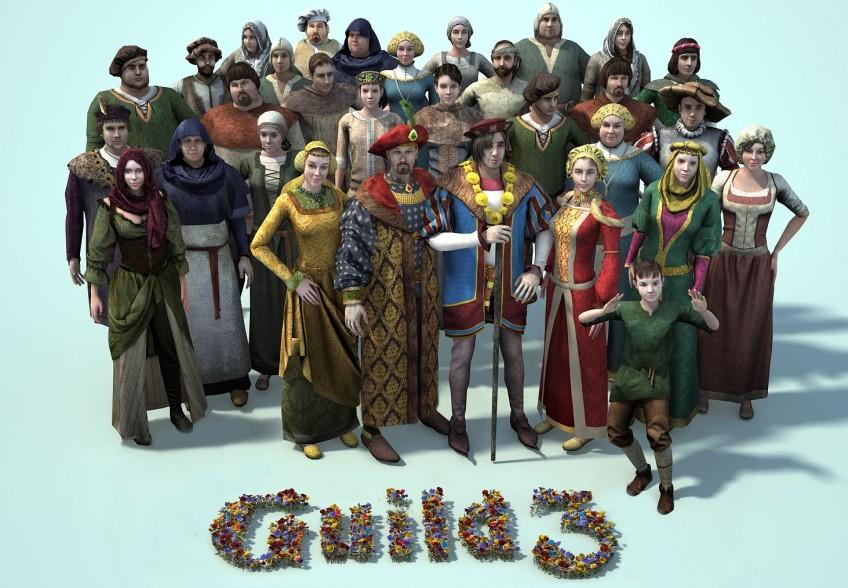 The Guild3 вышла в «ранний доступ» Steam