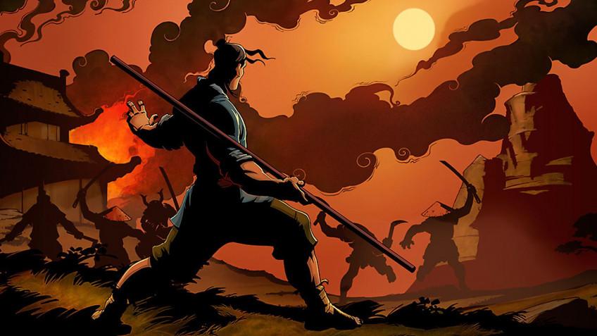«Бука» и студия Sobaka представили9 Monkeys of Shaolin