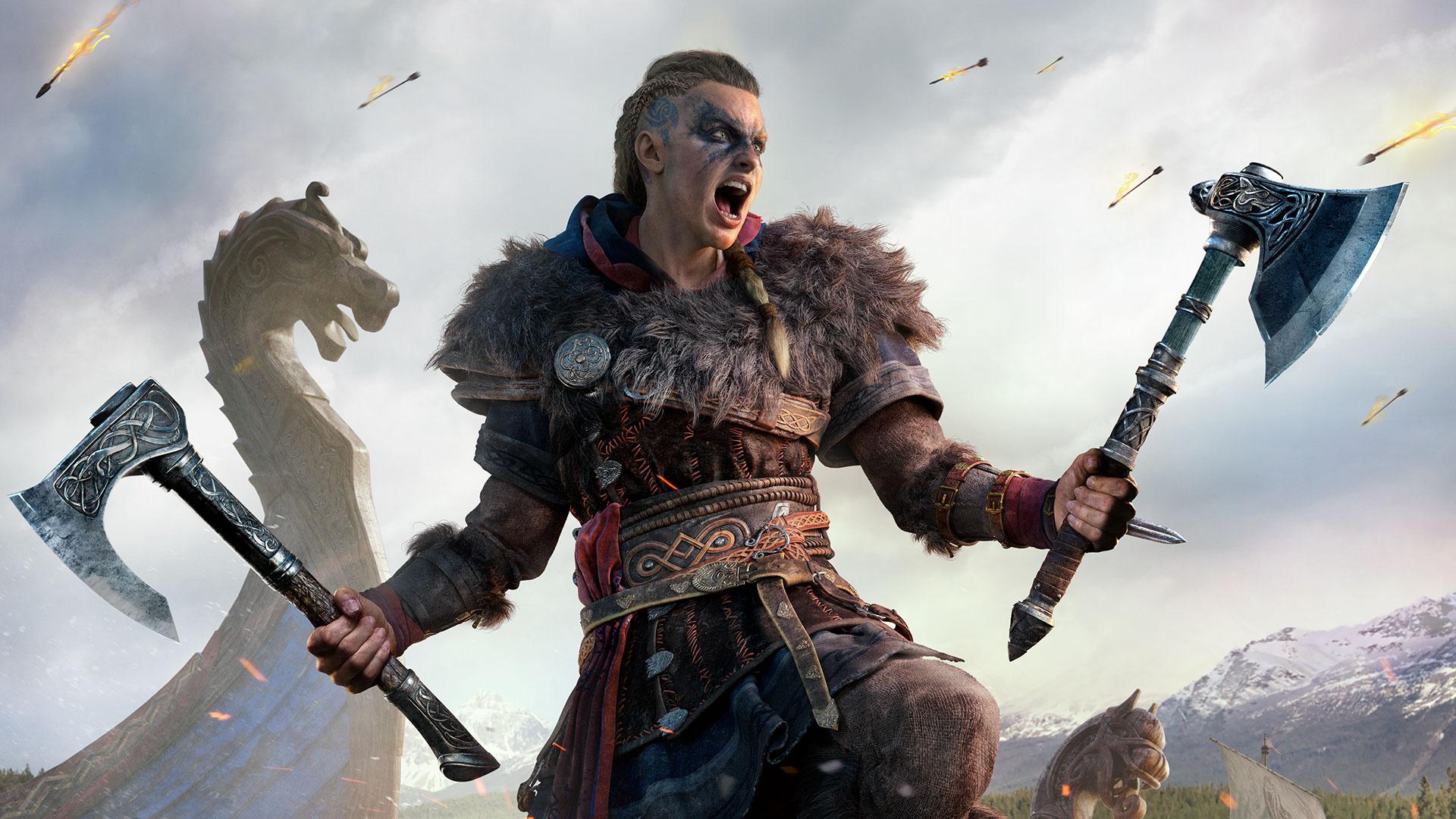 Во внутриигровом магазине Assassin's Creed Valhalla появились бустеры опыта