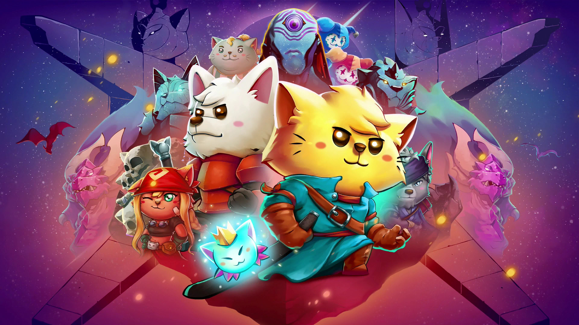 К Cat Quest2 ко Дню кошек выпустили обновление Mew World