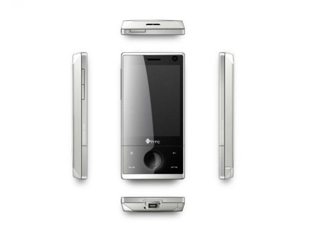 HTC Touch Diamond – теперь в белом