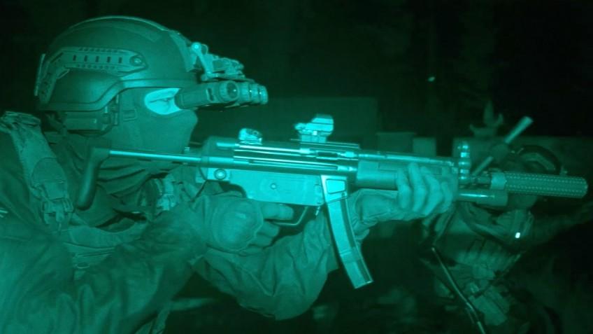 В Call of Duty: Modern Warfare на PS4 и Xbox One можно будет играть с клавиатурой и мышью