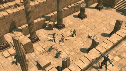 Для Titan Quest вышло новое дополнение — «Атлантида»