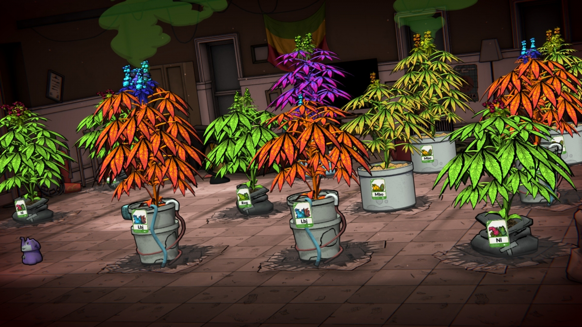 Всё легально: у Weedcraft Inc появилась дата релиза