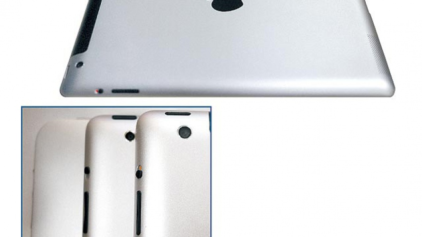 Характеристики Apple iPad3 неофициально подтверждены