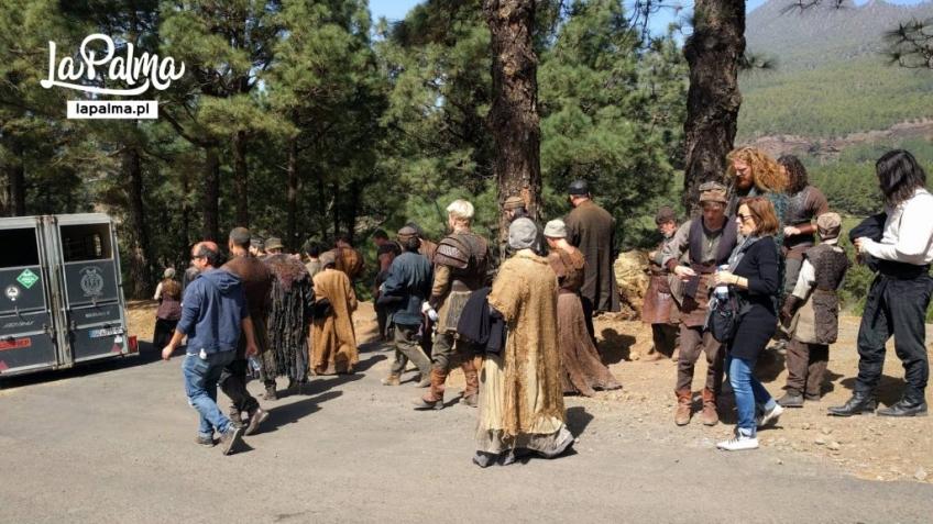Съёмочная группа «Ведьмака» перебралась на Канары