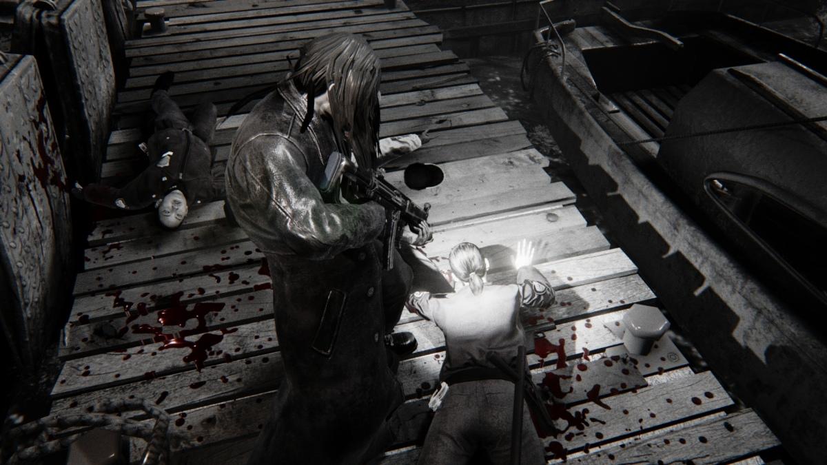 Hatred выбралась из Greenlight в каталог Steam