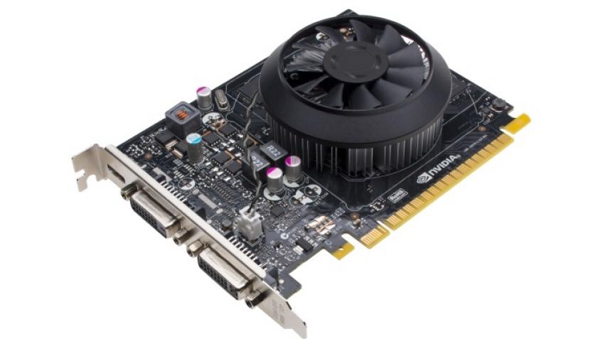 NVIDIA анонсировала GeForce GTX 750 Ti и GTX 750