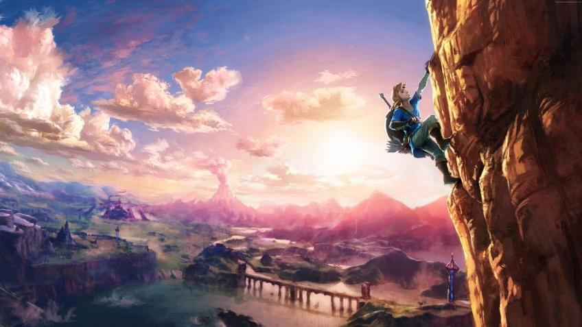 The Legend of Zelda: Breath of the Wild стала лучшей игрой Е3 2016