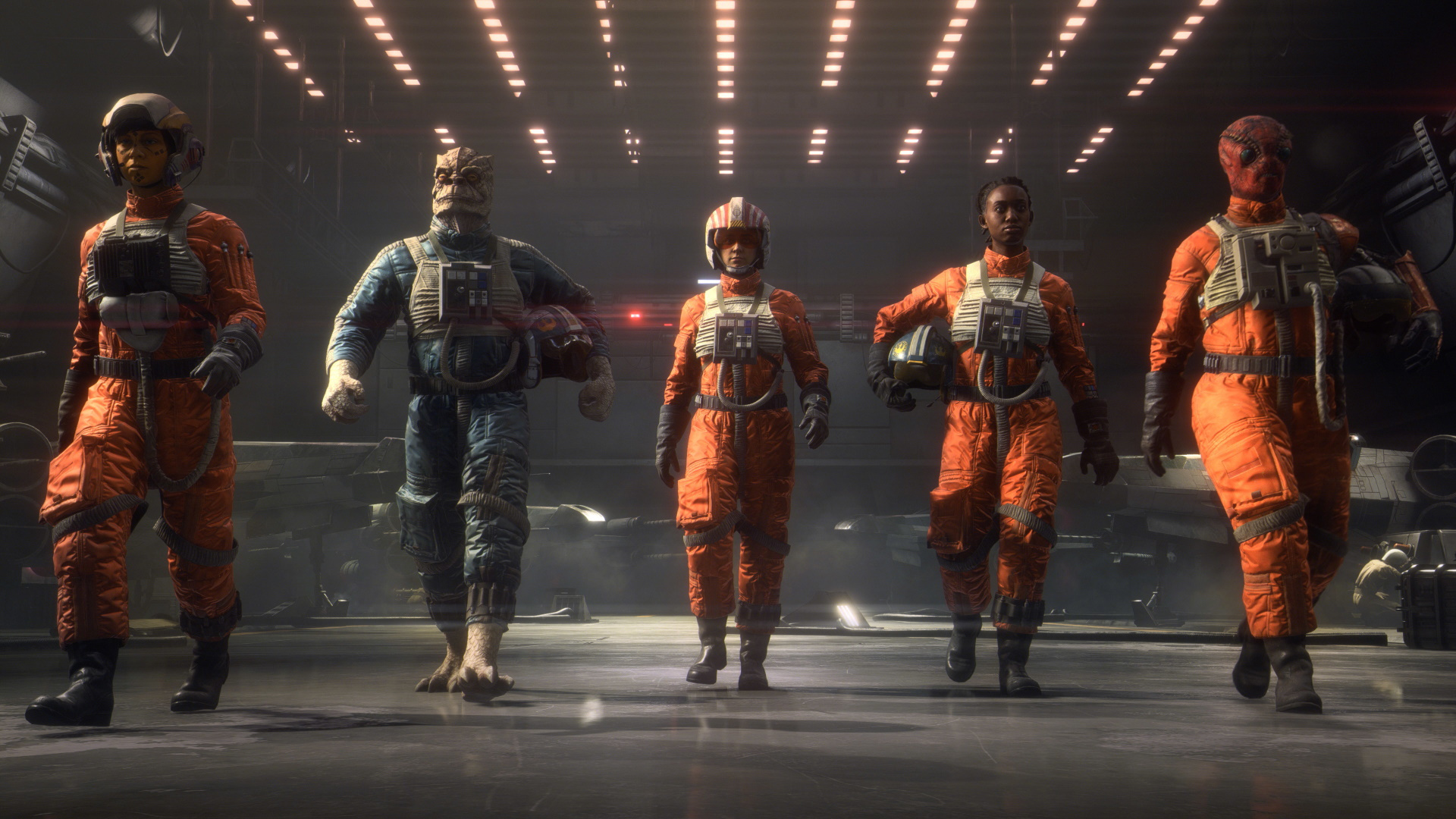 Star Wars: Squadrons получит поддержку контроллеров HOTAS и на консолях