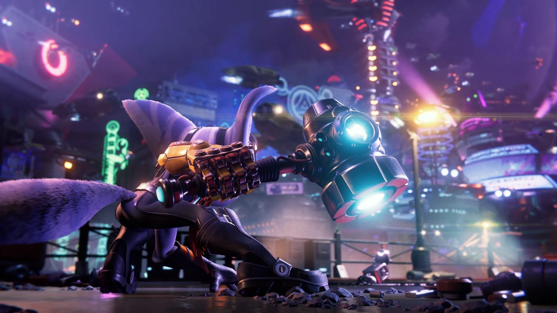 Ratchet & Clank: Rift Apart в Insomniac называют самой красивой игрой