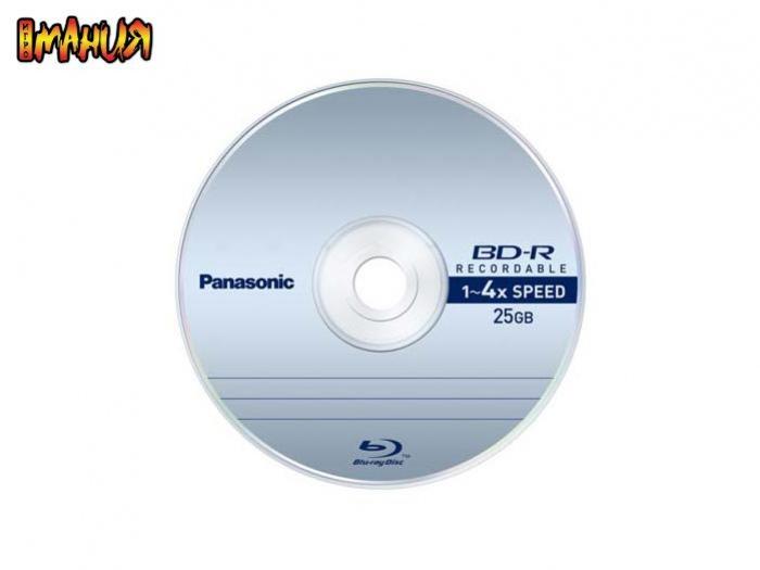 Panasonic готовит выдающийся BD-привод