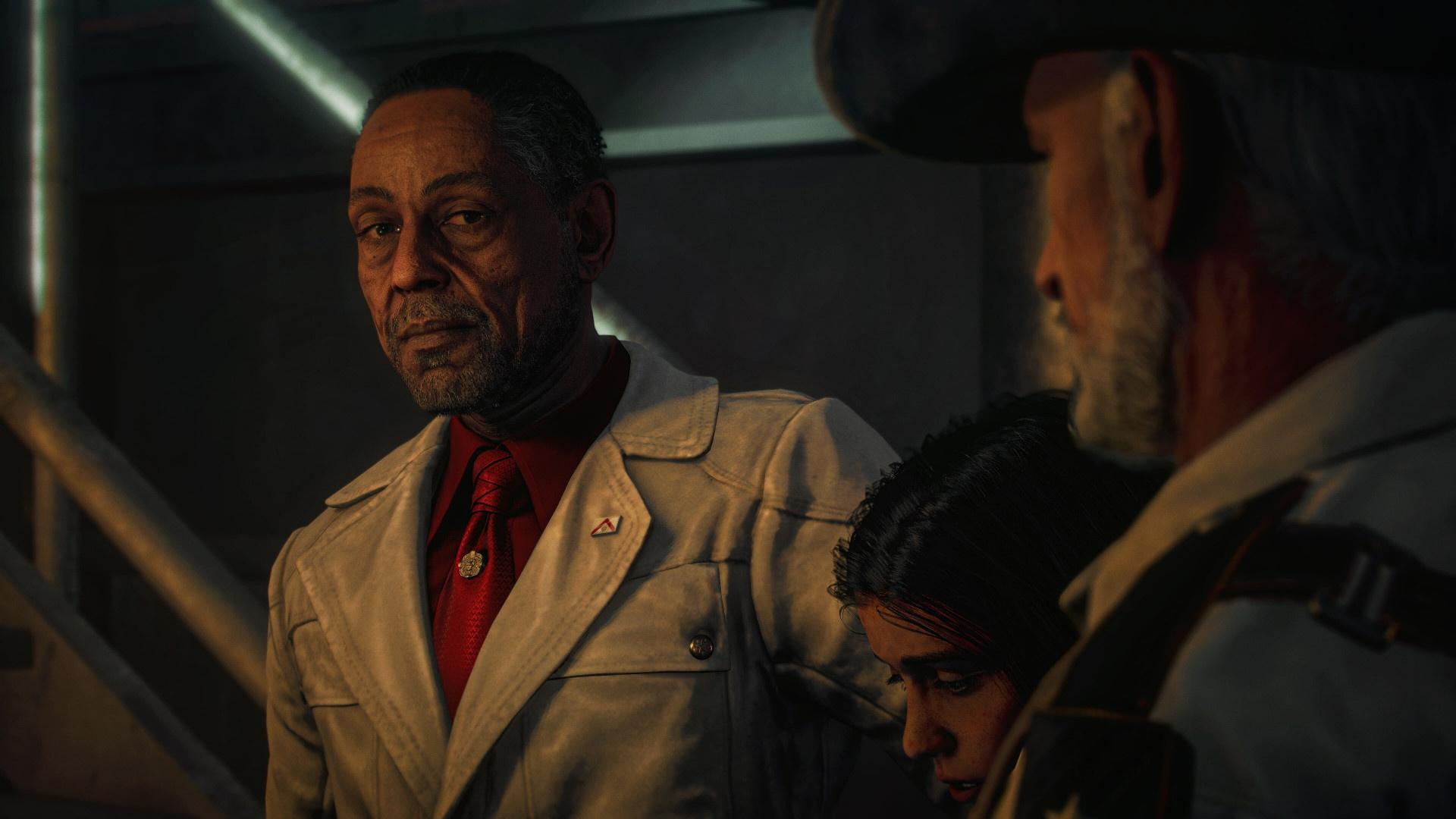 Новый сюжетный трейлер Far Cry6 посвятили главному злодею игры
