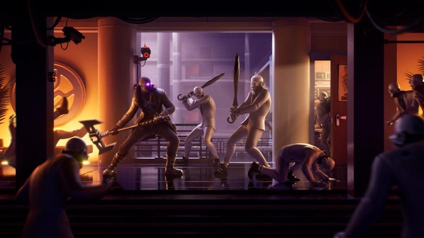 В Fortnite начались бесплатные испытания «Бури в агентстве»