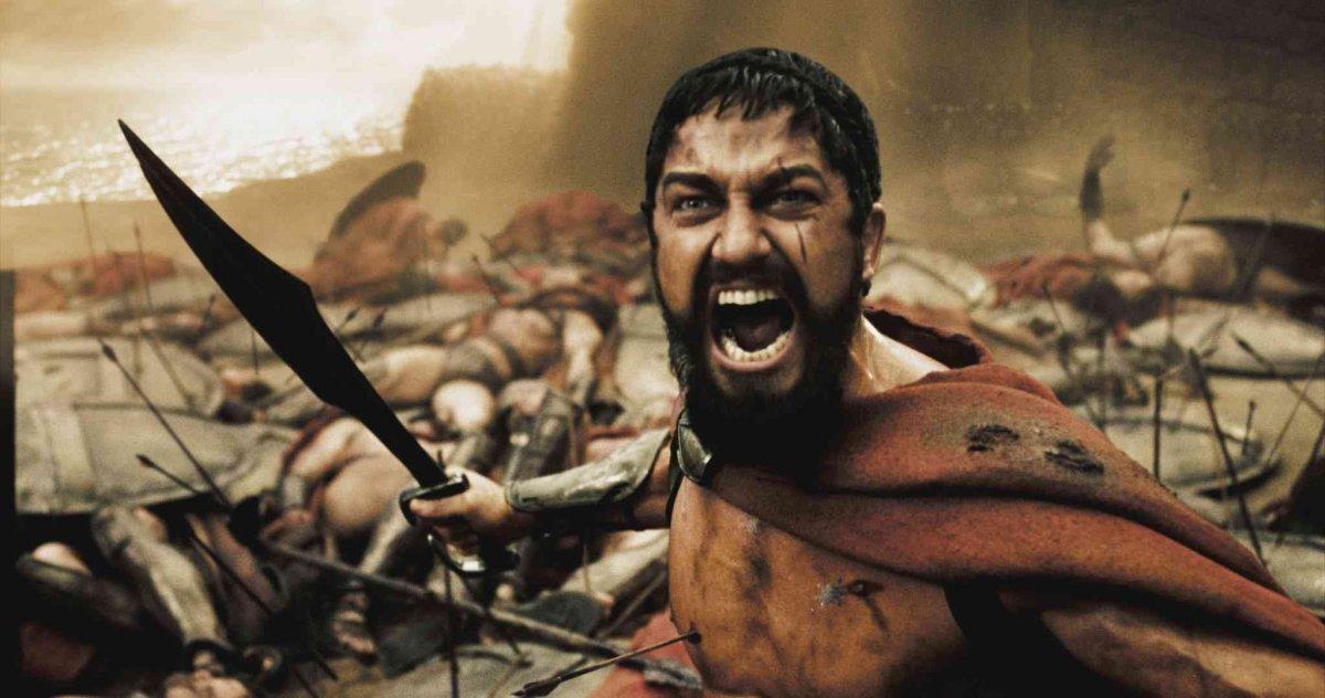 «300 спартанцев» получат 4К-издание в октябре