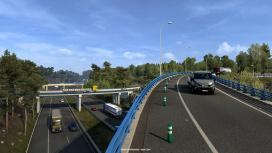 В этом году игроки Euro Truck Simulator2 не попадут в Иберию