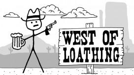 Завтра выходит черно-белая ролевая игра West of Loathing