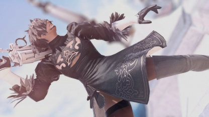 Для Final Fantasy XIV улучшат костюм 2B и добавят новый рейд