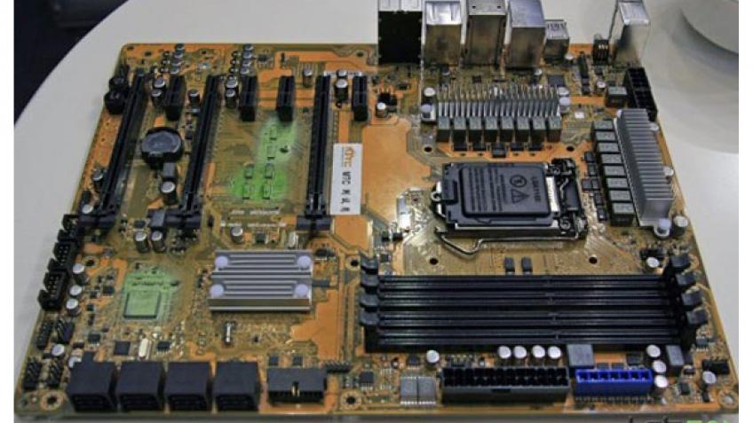 MSI представила прототип материнской платы на чипсете Z87