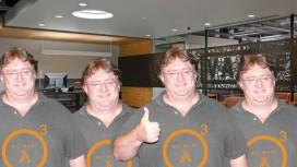 Двойники Гейба Ньюэлла заставят Valve выпустить Half-Life3