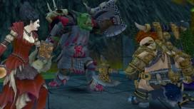 Началось открытое тестированное Warhammer Online: Wrath of Heroes