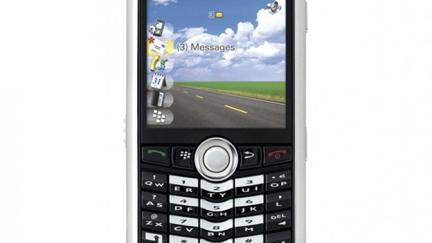 BlackBerry 8100