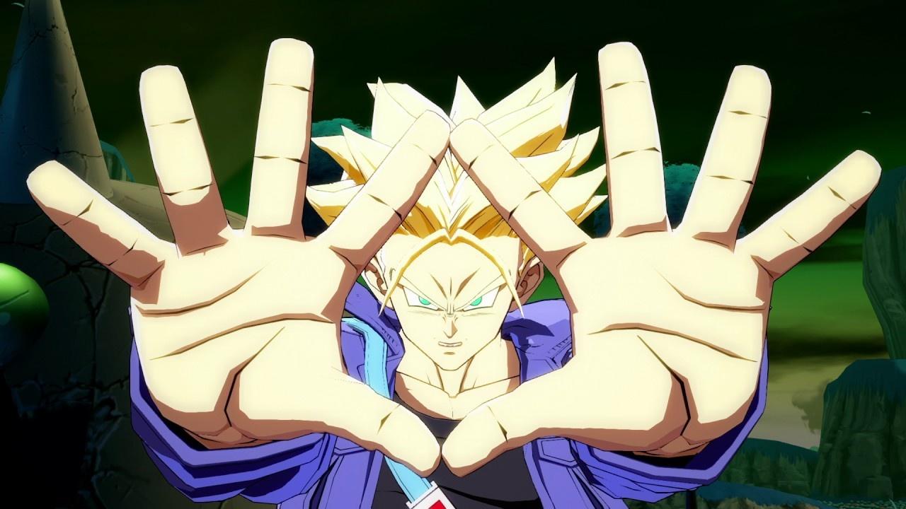 Авторы Dragon Ball Z: Kakarot показали играбельного Транкса