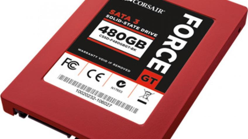 Corsair представила SSD нестандартного объема