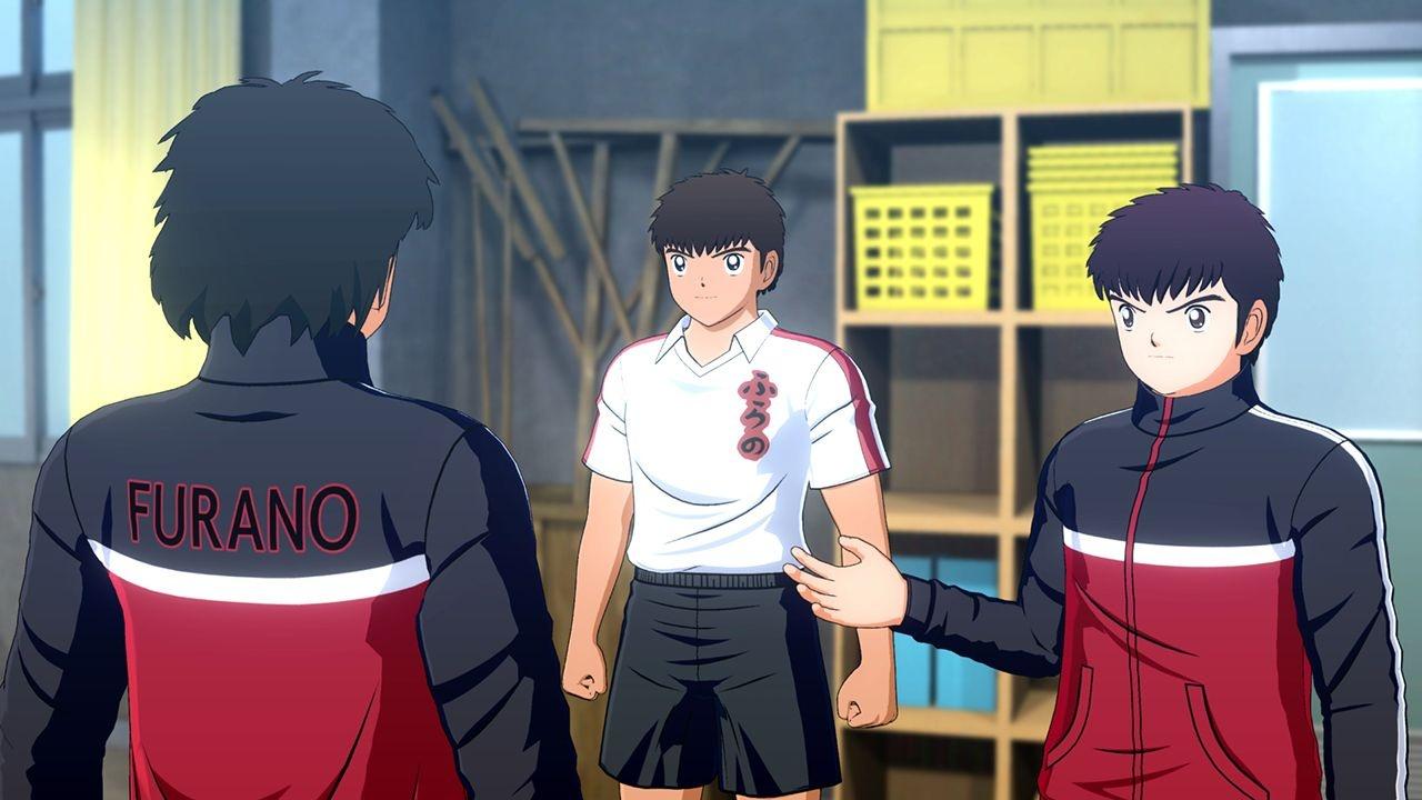 Авторы Captain Tsubasa: Rise of New Champions рассказали о режиме New Hero