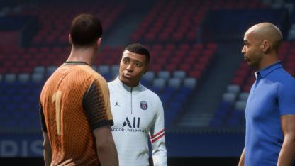 Серию FIFA могут переименовать в EA Sports FC