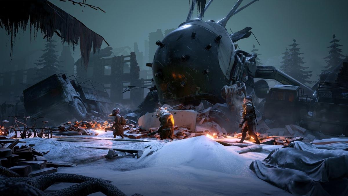 Funcom показала игровой процесс Mutant Year Zero: Road to Eden